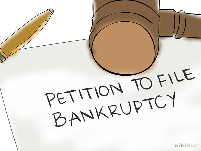 How to File for Chapter 7 Bankruptcy: 11 Steps (with Pictures)