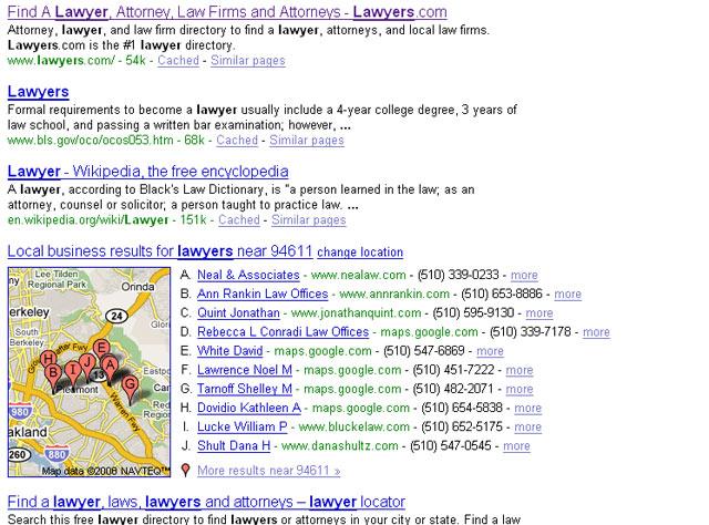 Mihmorandum | What Google's ZIP Code Targeting Means for Local ...