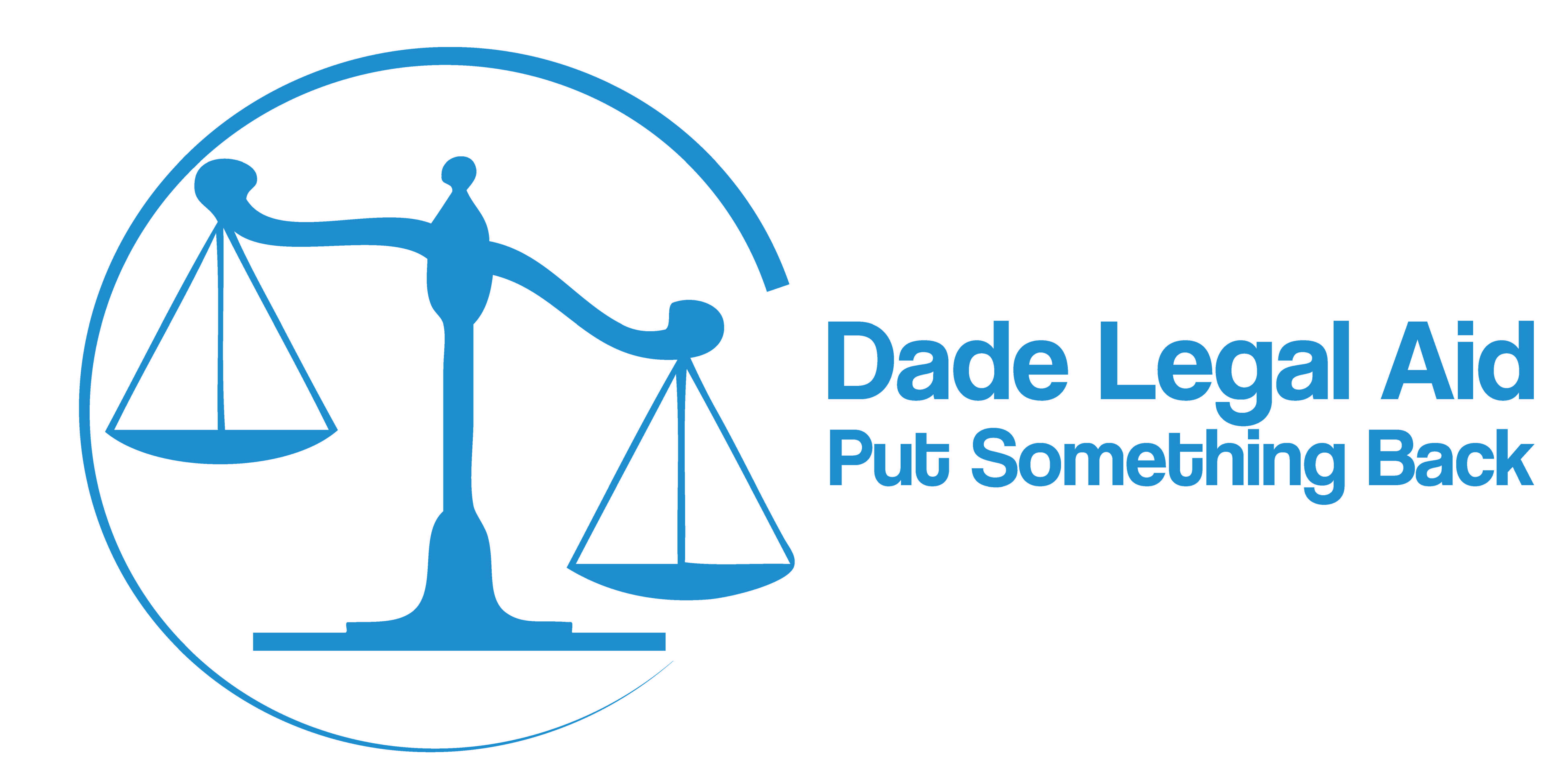 Dade Legal Aid/Put Something Back Pro Bono Opportunities | Dade ...